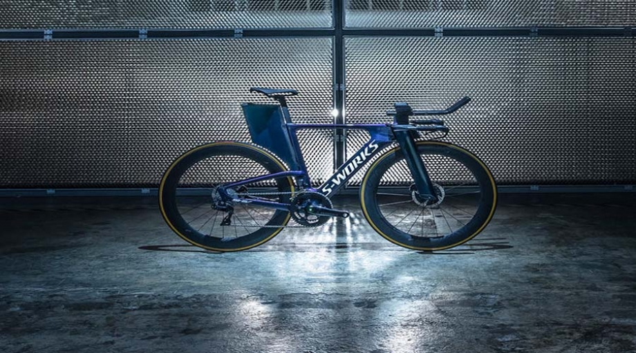 Specialized predstavio S-Works Shiv Disk