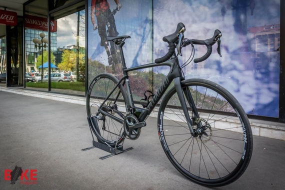 TEST: Specialized Roubaix Expert 2017.