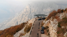 Video: Avantura Mountain Biking Kotor
